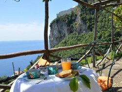 Amalfi hotels with sea view
