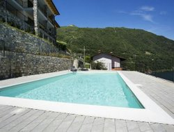 Argegno hotels with swimming pool