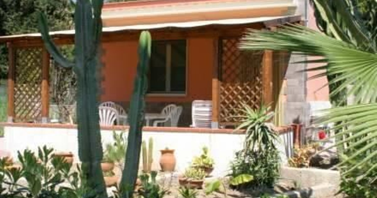 Holiday home Bungalow Avola