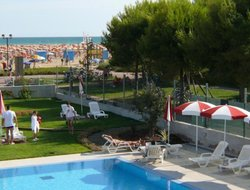 Bibione hotels with sea view