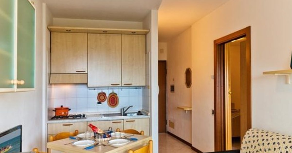 Apartments in Bibione 24411B