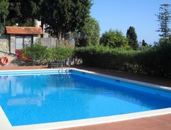 Bordighera hotels with swimming pool