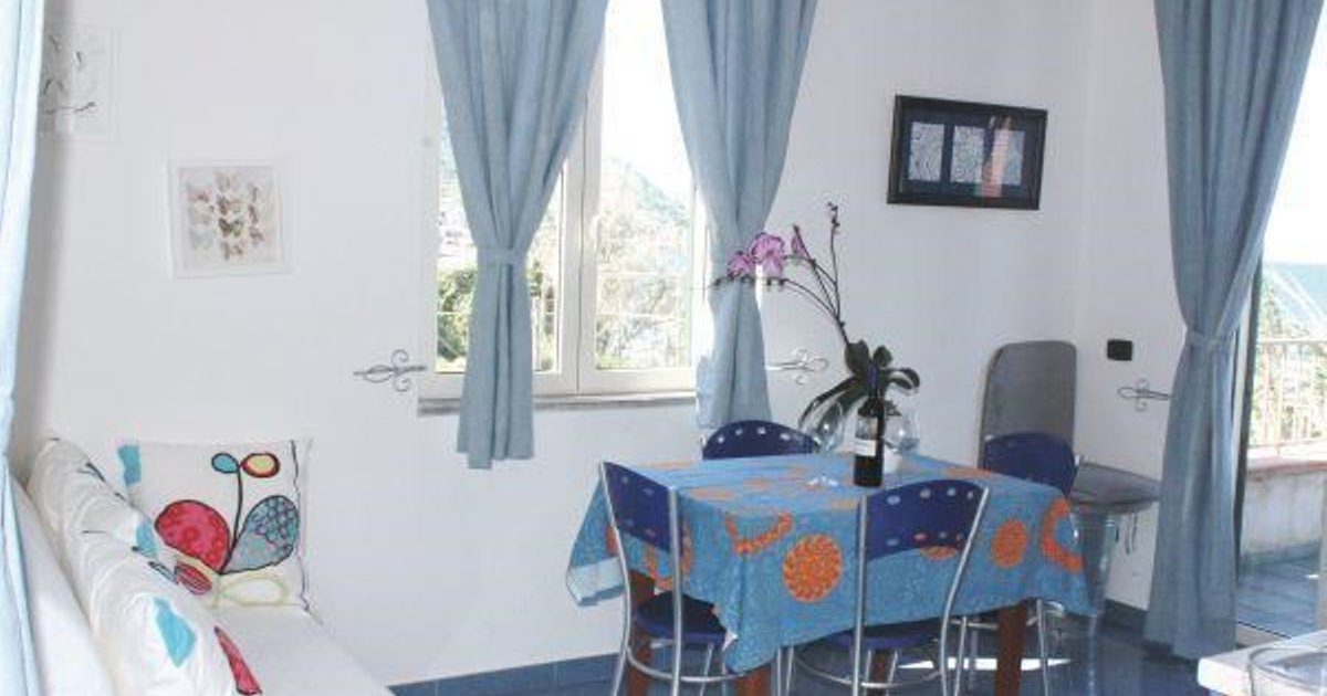Two-Bedroom Apartment Castellabate with Sea view 07