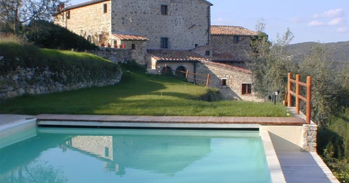 Apartment in Radda in Chianti V