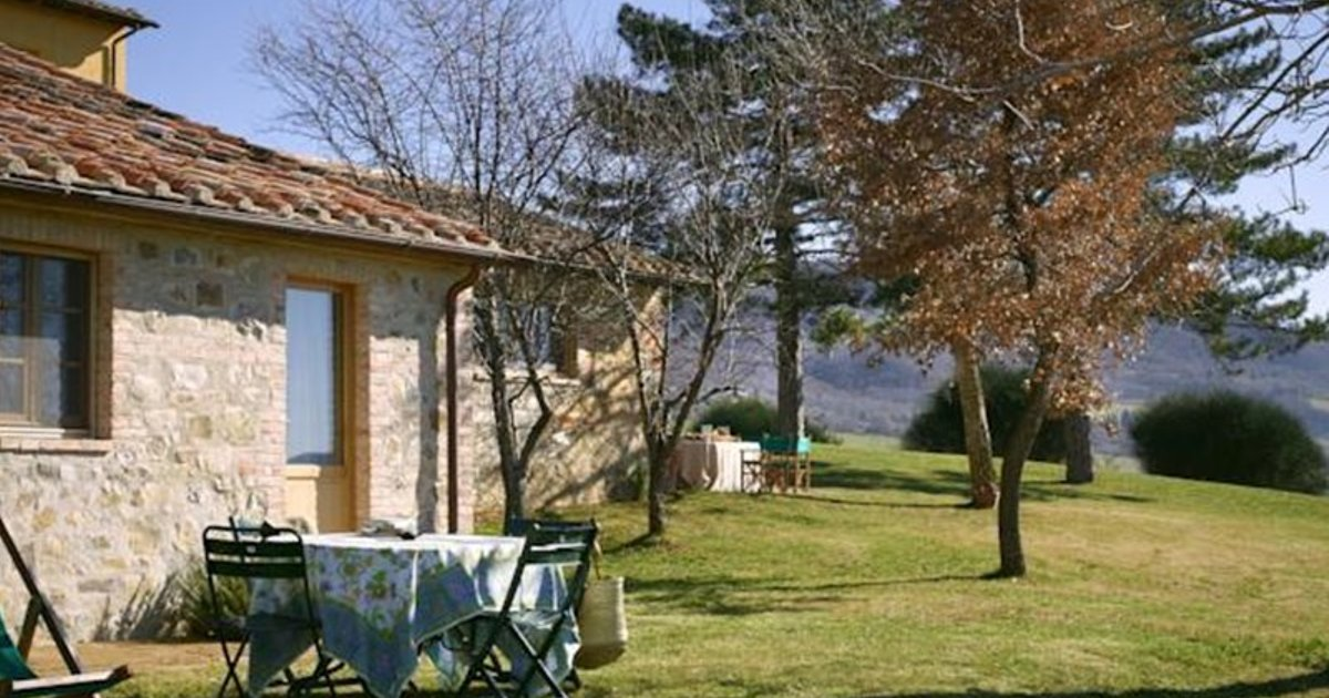 HOLIDAY HOME CASACCIA