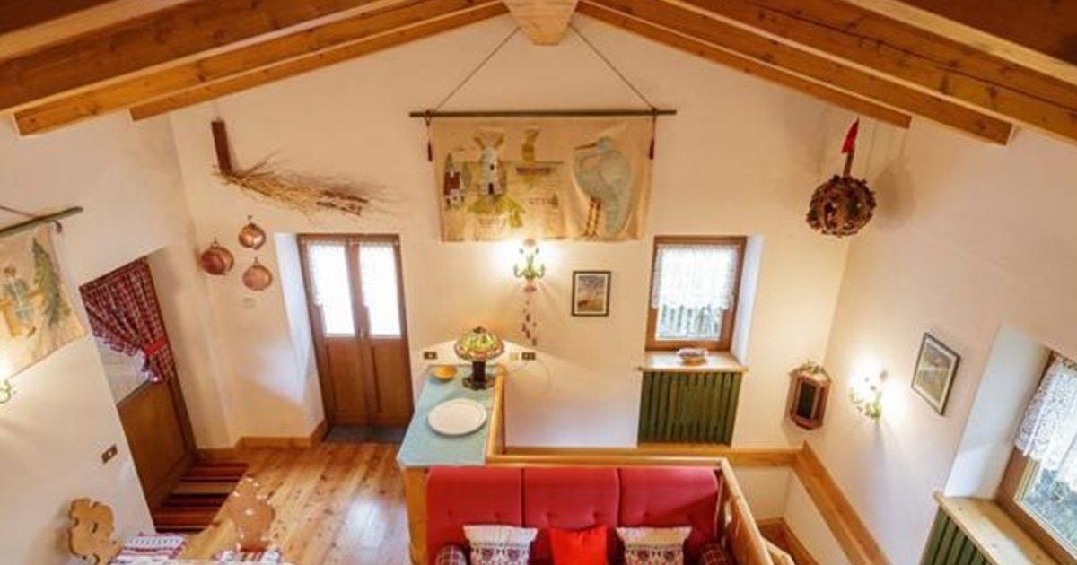 CHALET LACEDEL STAY IN CORTINA