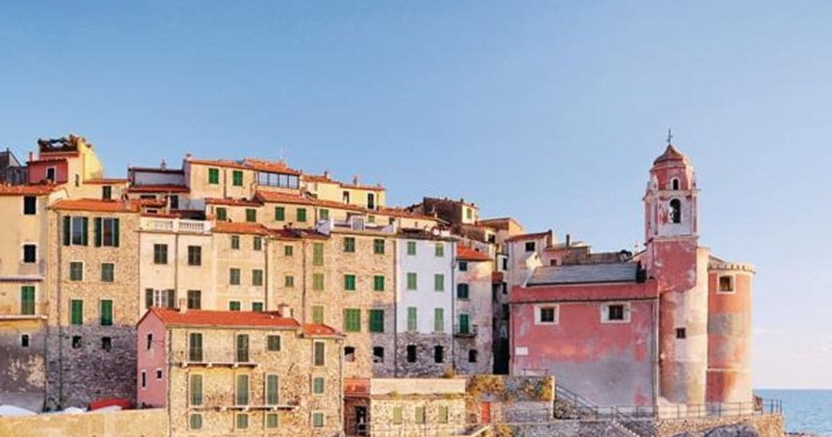 Apartment La Serra di Lerici SP with Sea View 190