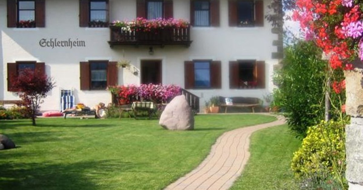 Schlernheim Apartment