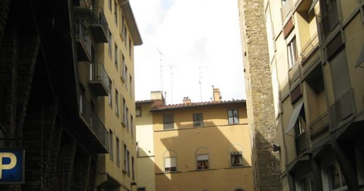 Ponte Vecchio Studio Apartment