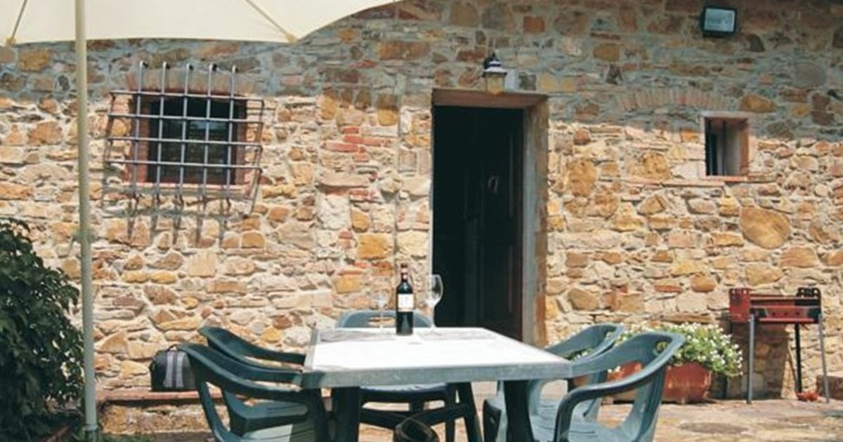 Holiday home Il Merlo