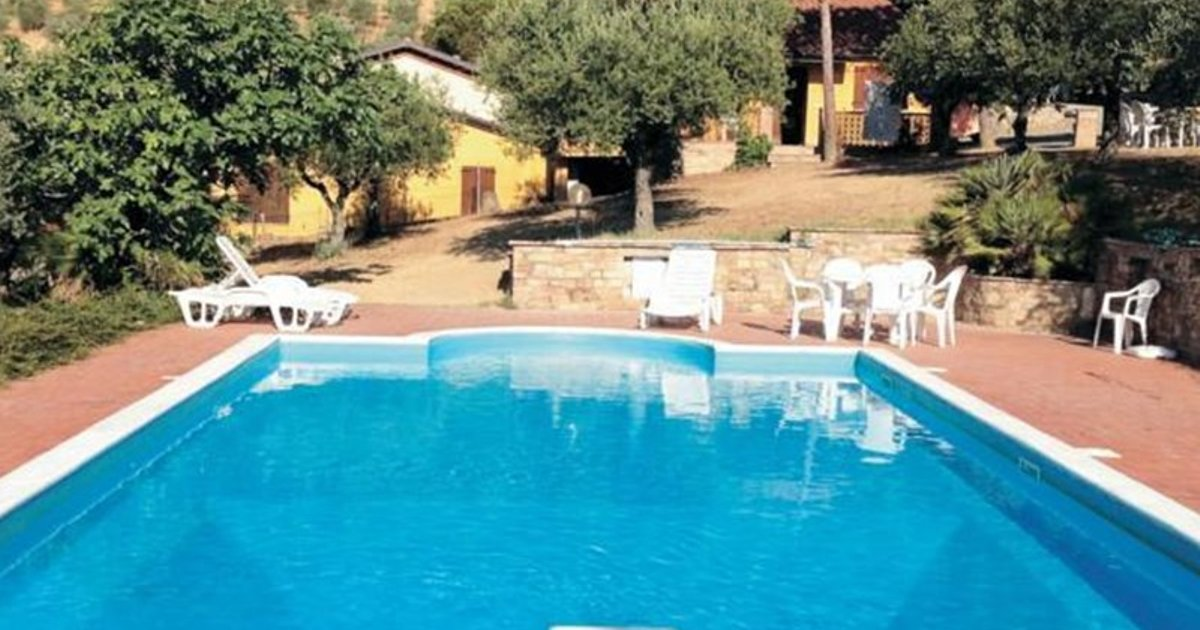 Holiday home Magione 51 with Outdoor Swimmingpool