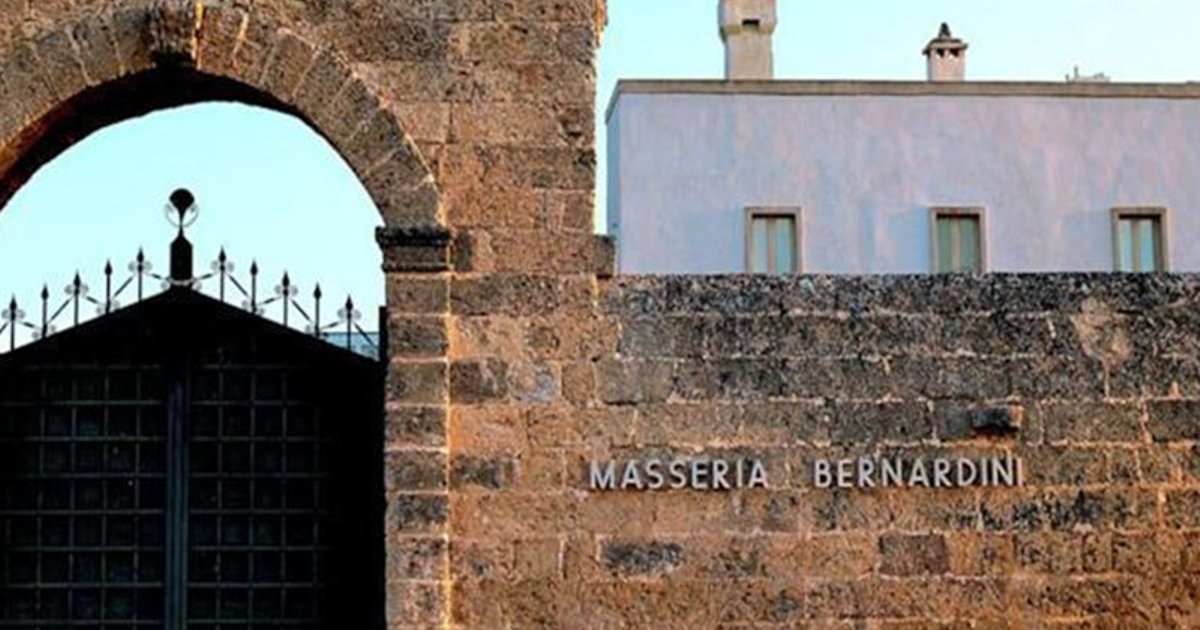 Masseria Bernardini Art Resort