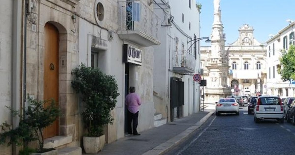 Bed & Breakfast Soleblu Ostuni
