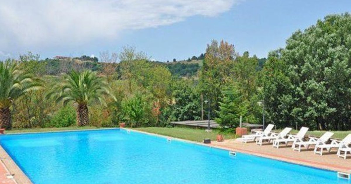 Holiday home in Otricoli with Seasonal Pool II