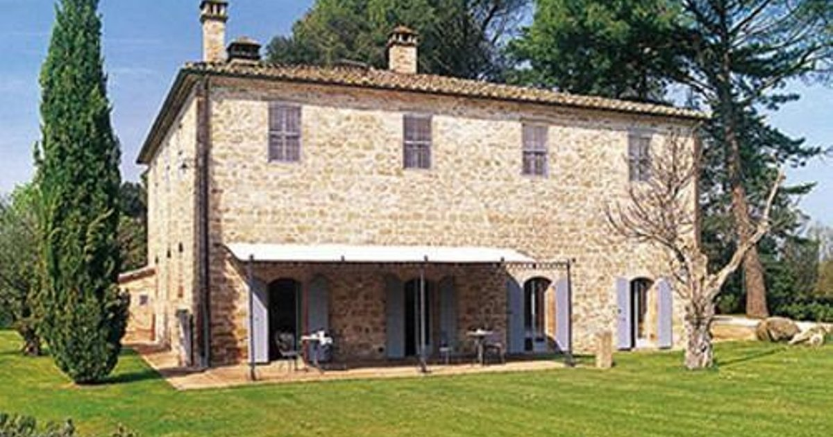 Villa in Perugia Area I