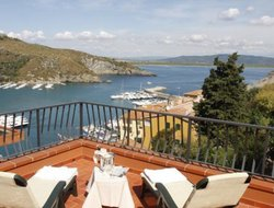Top-4 hotels in the center of Porto Ercole