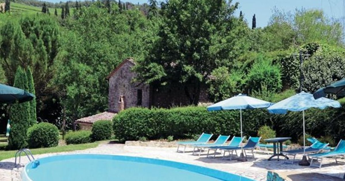 Holiday home Radda in Chianti -SI- 16