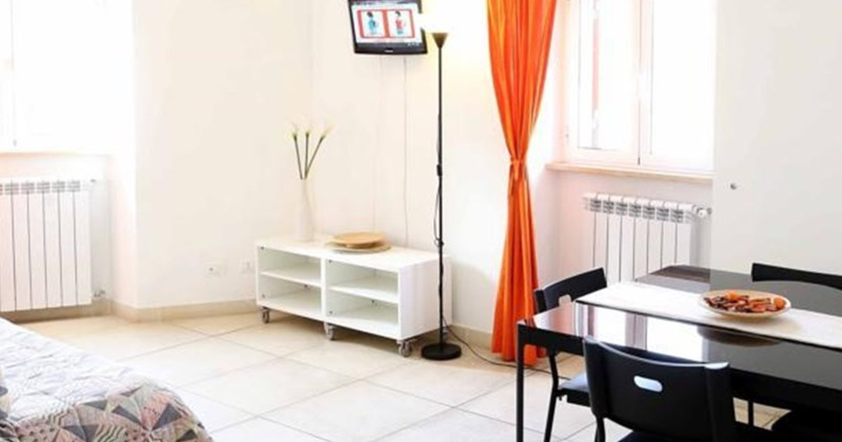 Rome in Apartment - Liberiana 24 A-B