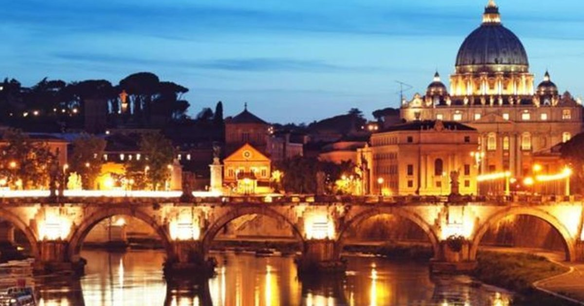Roma San Pietro Holiday