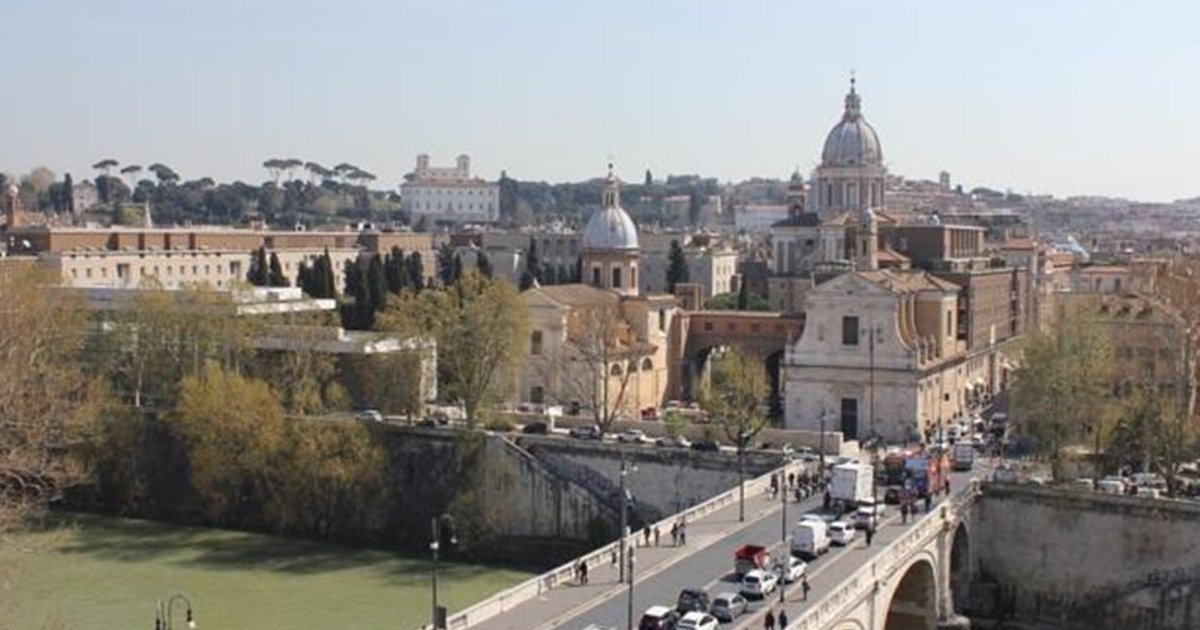Rome Suites & Apartments Tevere