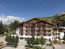 Top-10 hotels in the center of San Cassiano