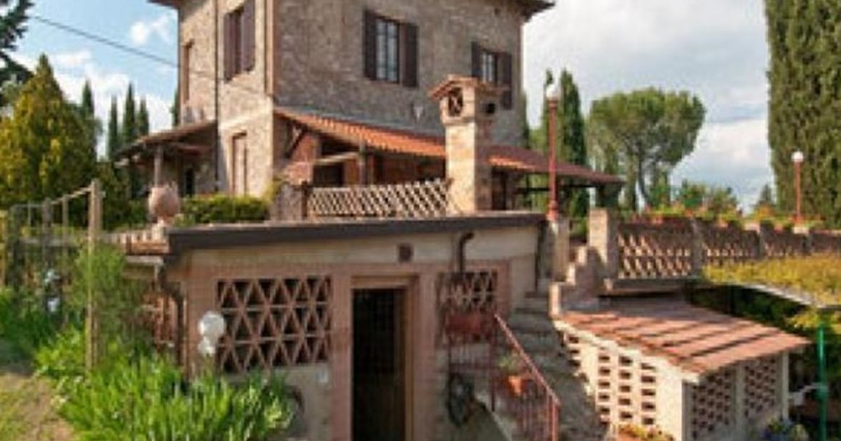 Apartment in San Gimignano XIX
