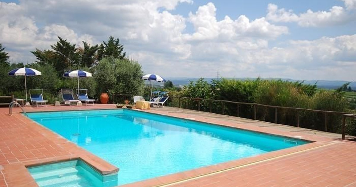 Holiday Apartment in San Gimignano II