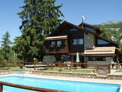 Sauze D'oulx hotels with swimming pool