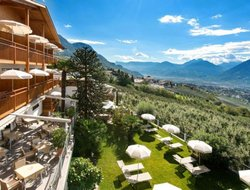 Scena hotels with panoramic view
