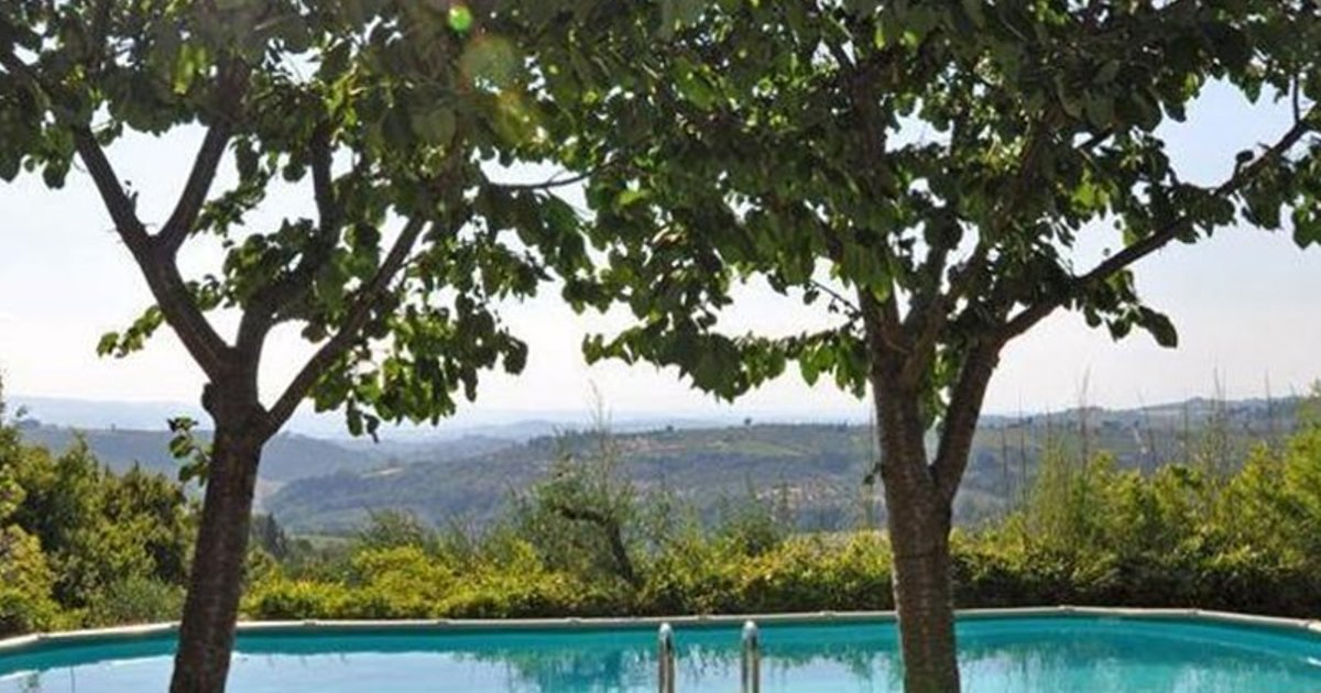 Holiday home in Barberino Val Delsa with Seasonal Pool V