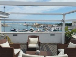 Trani hotels with sea view