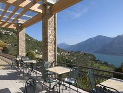Tremosine hotels with lake view