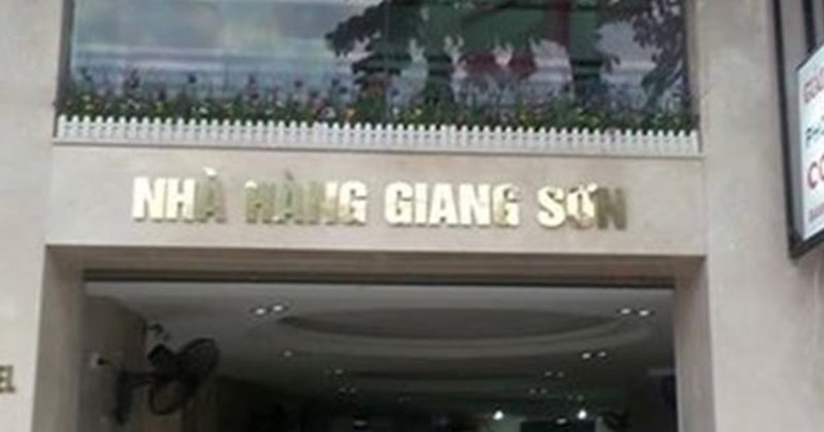 Giang Son Hotel 1 - Thanh Xuan
