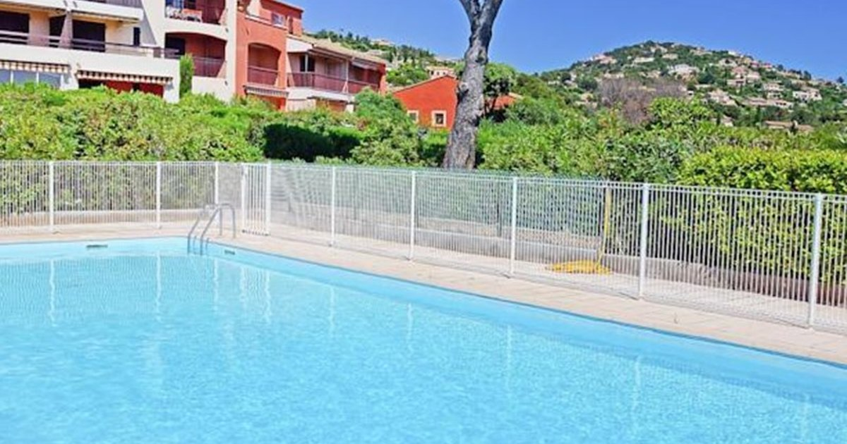 Apartment agay Plage