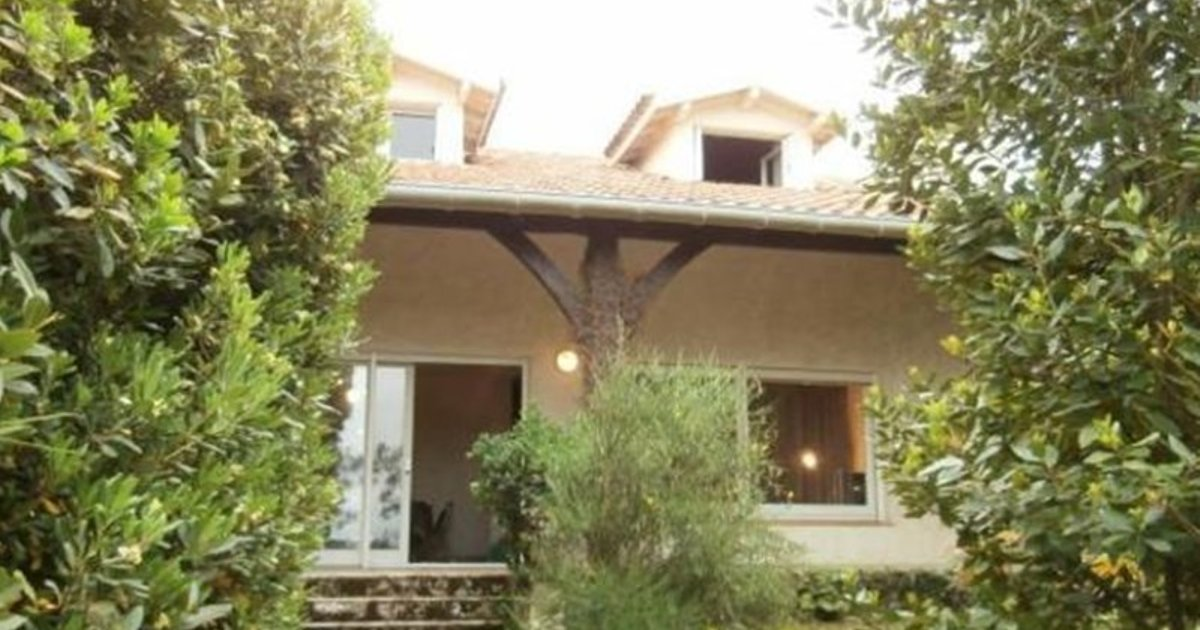 Rental Villa Madrague Anglet