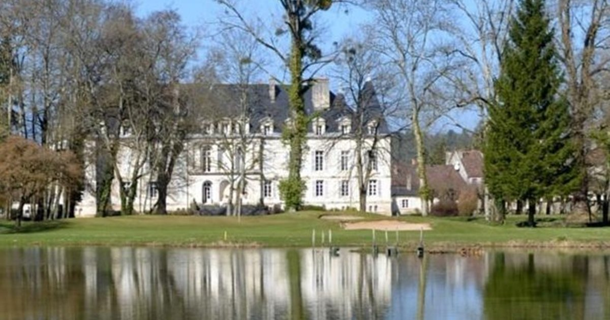 Chateau Arc En Barrois