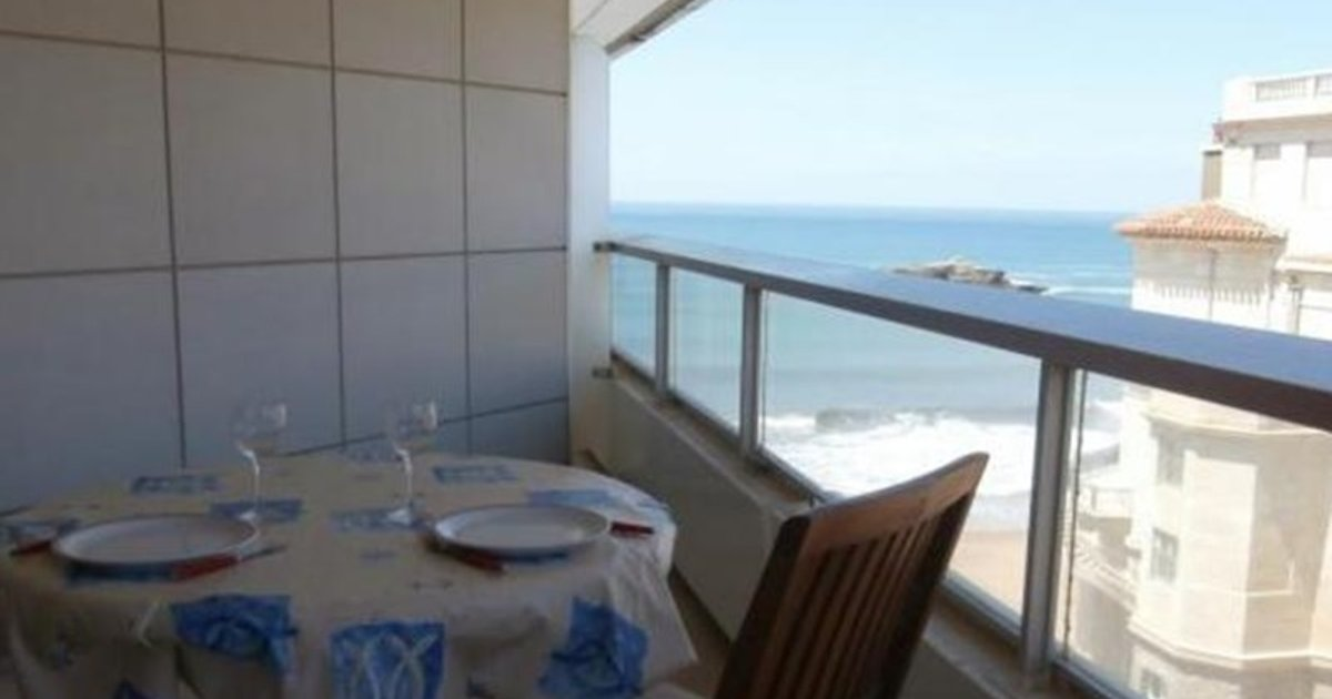 Rental Apartment Miramar 2 - Biarritz