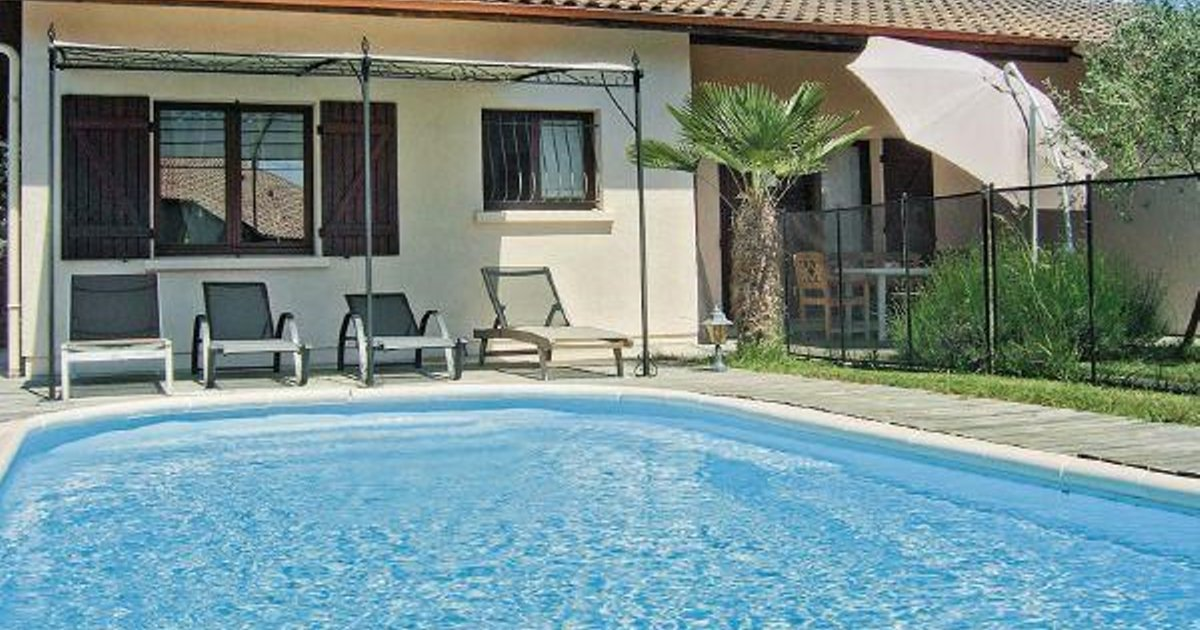 Holiday home Biscarrosse 25