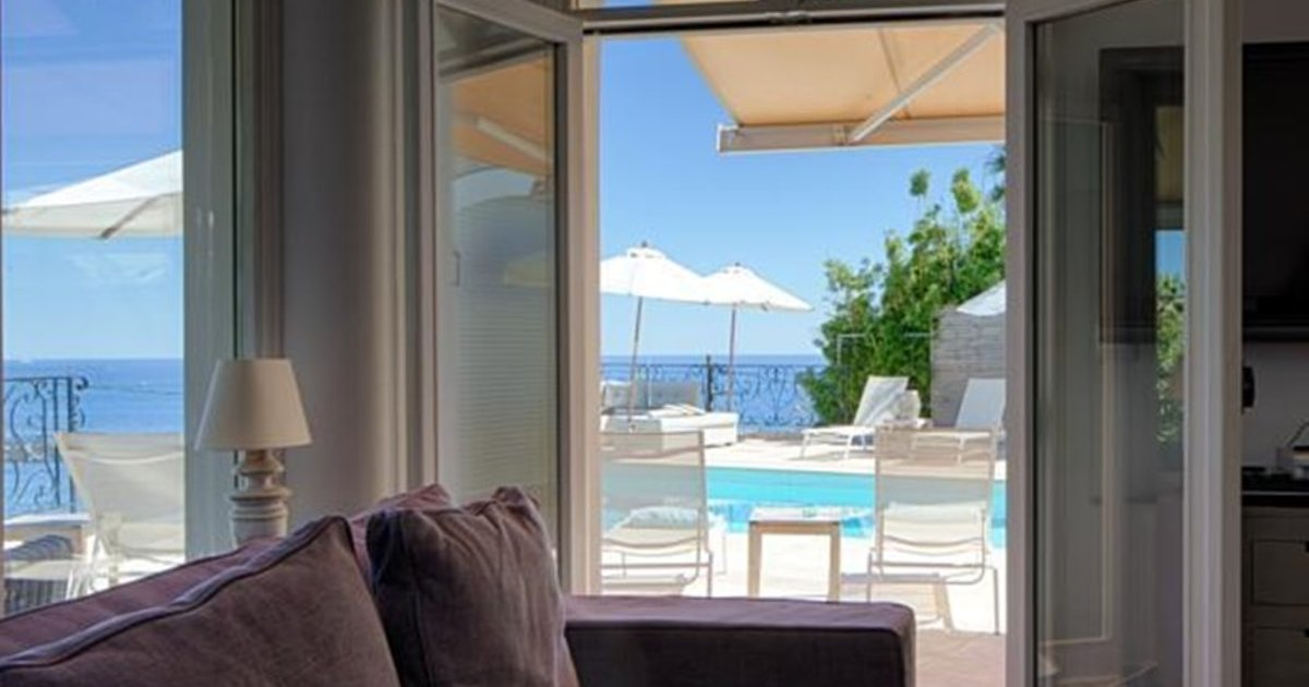 Sea View Villa Eden In Cannes