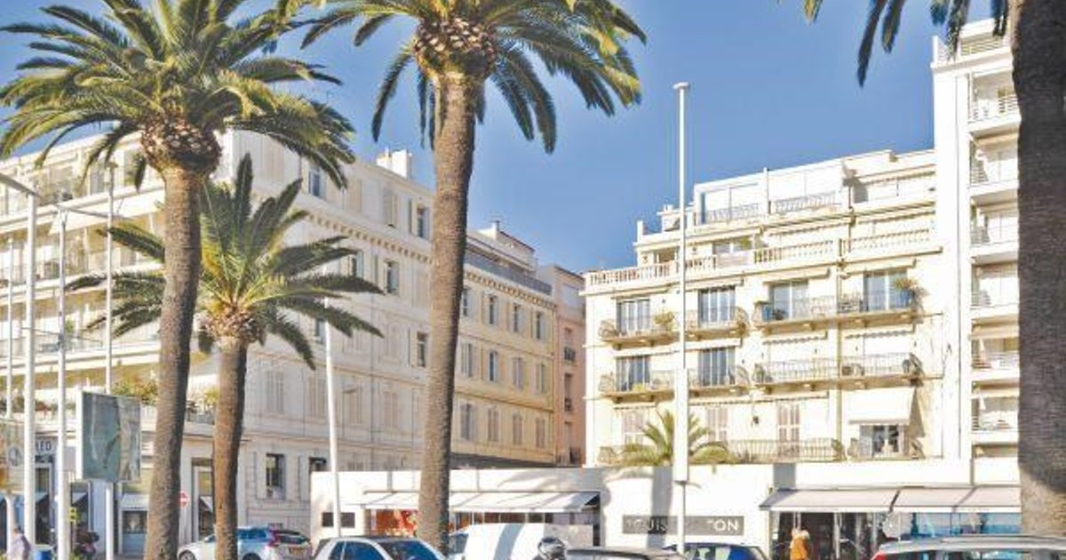 Apartment Cannes MN-1564