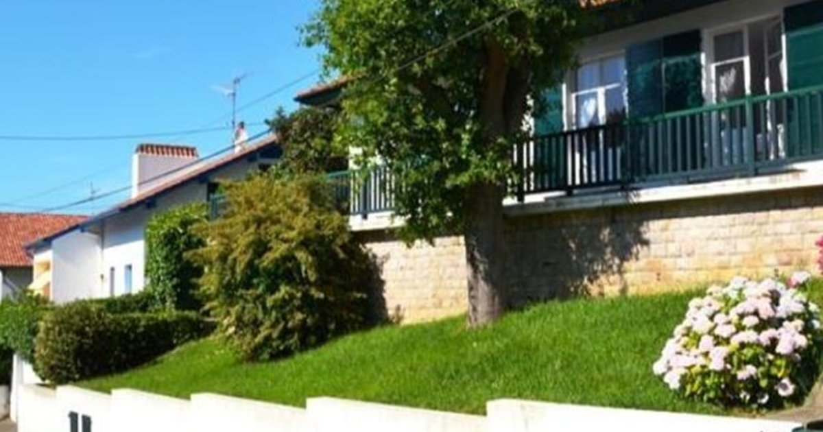 Rental Villa Basque - Ciboure