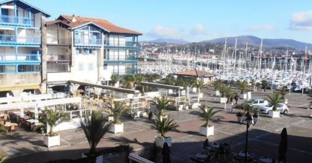Rental Apartment Port Hendaye 121 bis 1 - Hendaye