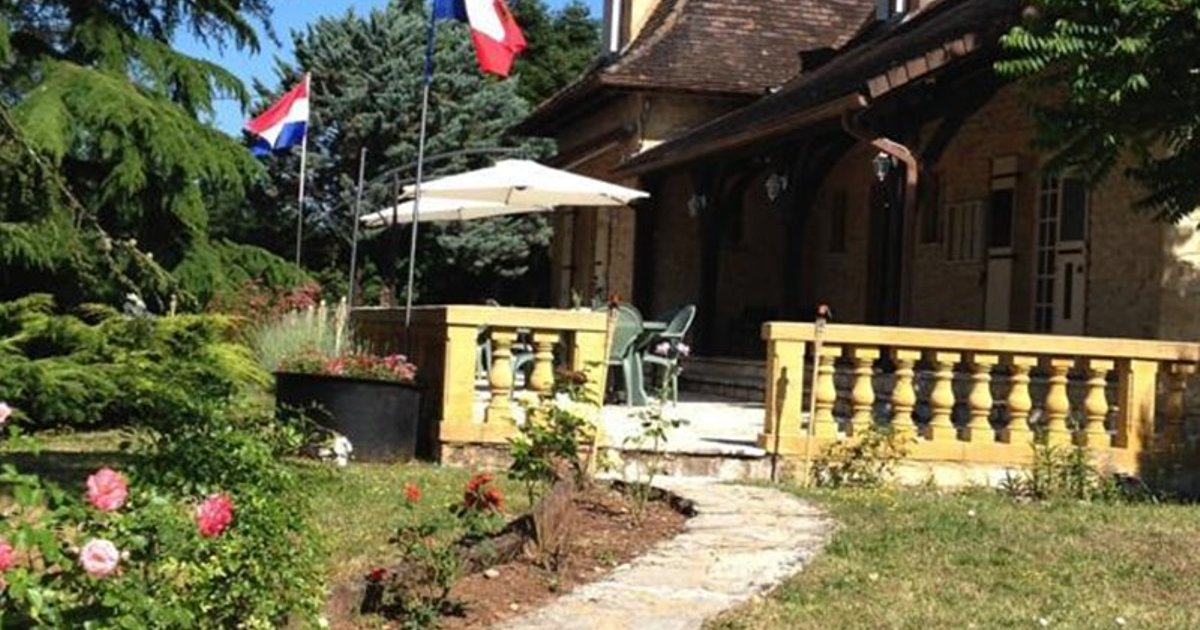 Hôtel-Restaurant Vézère Lodge