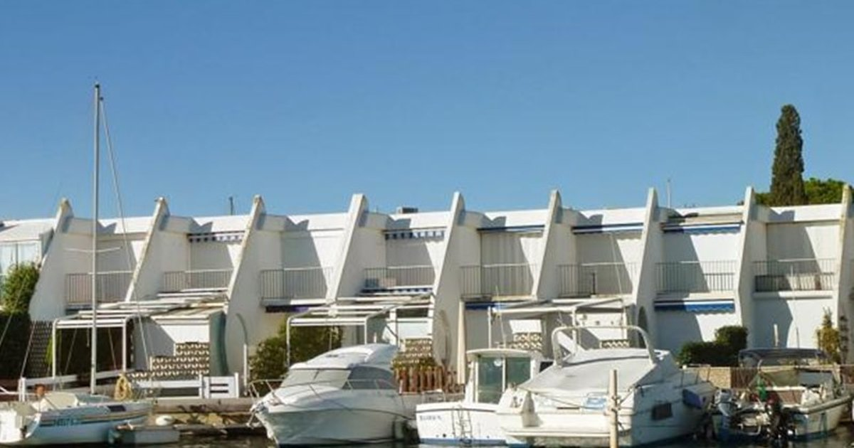 Holiday Home Marinas Les Nautiles