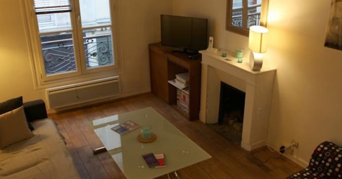 ONE-BEDROOM APARTMENT IN MARAIS