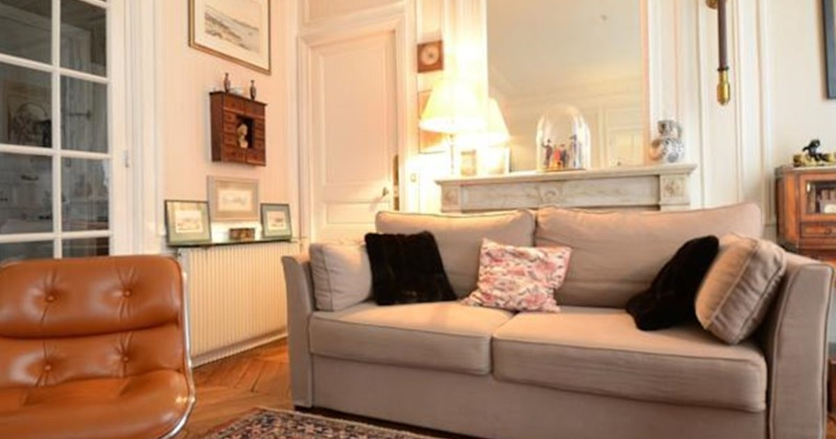 Saint Germain Montparnasse Apartment