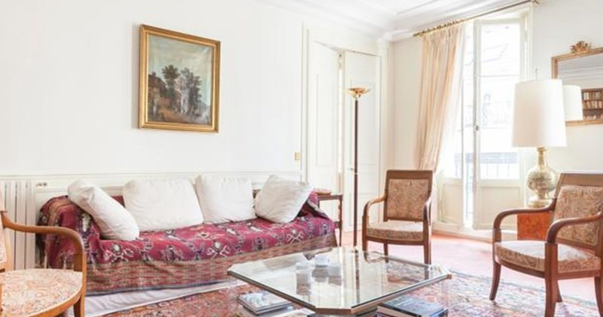 onefinestay – Arc de Triomphe - Champs-Élysées private homes