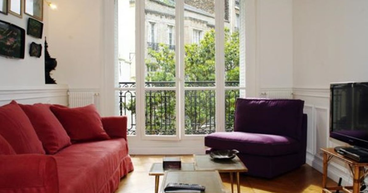 Apartment Beaumarchais - 4 Adults