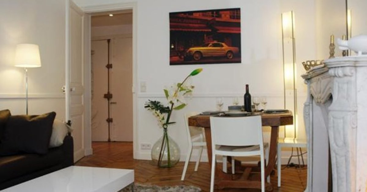 Apartment de Clichy - 6 Adults