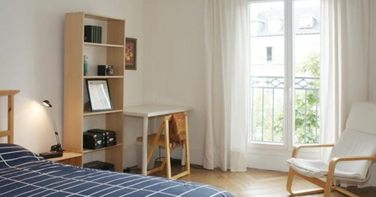 Apartment Beaumarchais - 6 adults